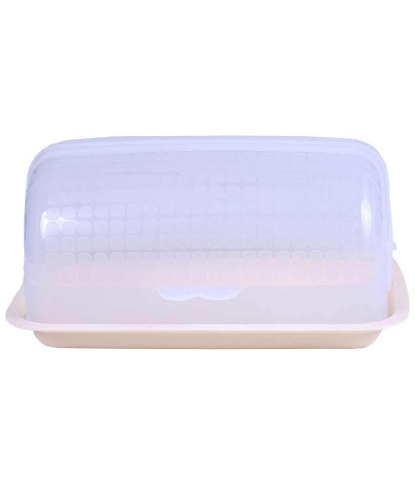 Signoraware Off White Bread Box: Buy Online at Best Price in India ...