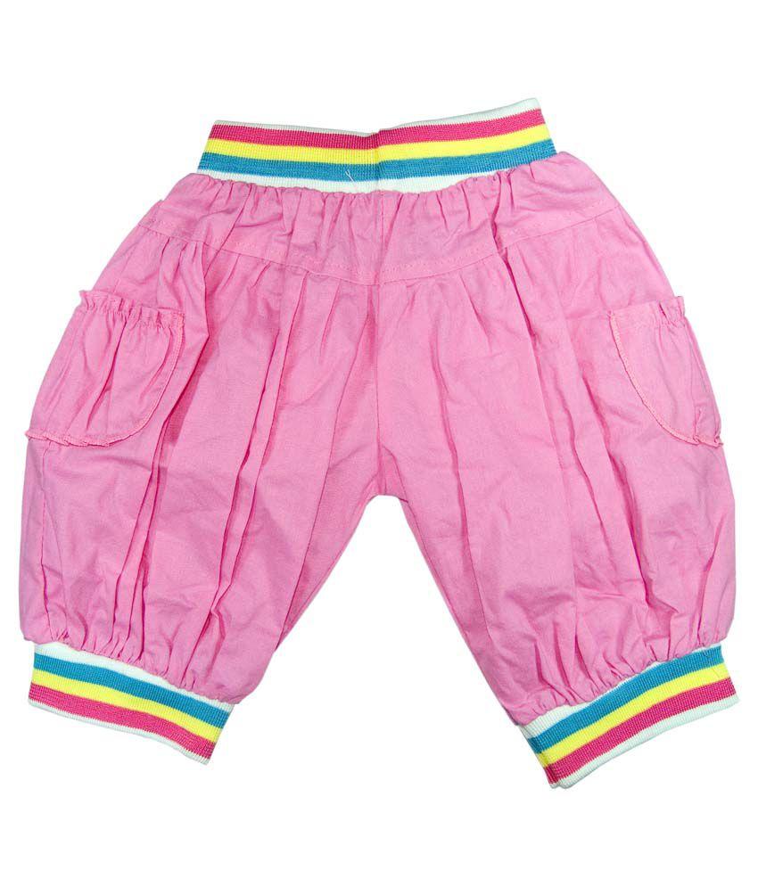 Retaaz Pink Stylee Capri