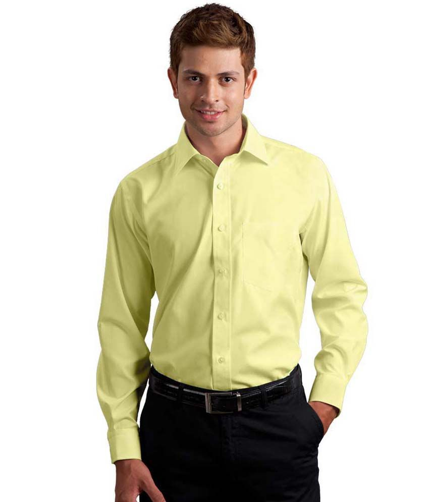 8d27807eb21c Sttoffa Men s Solid Color Formal Shirt - Buy Sttoffa Men s Solid Color Formal  Shirt Online at Best Prices in India on Snapdeal