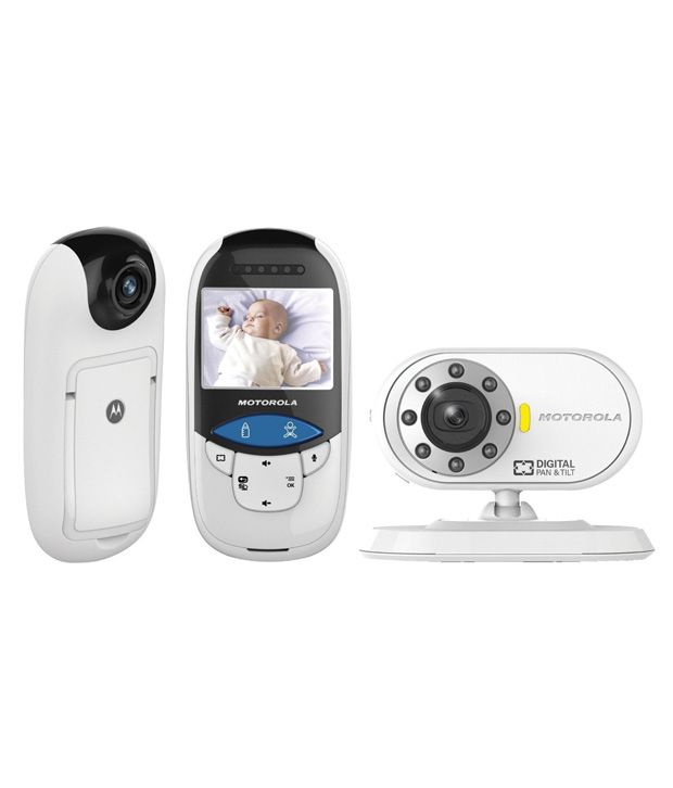 motorola video baby safety monitor mbp 27t price in india buy motorola video baby safety. Black Bedroom Furniture Sets. Home Design Ideas