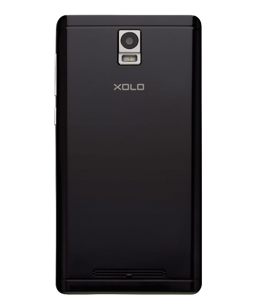 Xolo Era (8GB, Black)