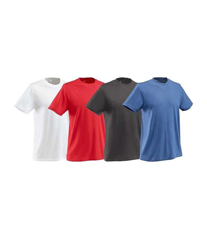 Domyos Sporty Black T-Shirt