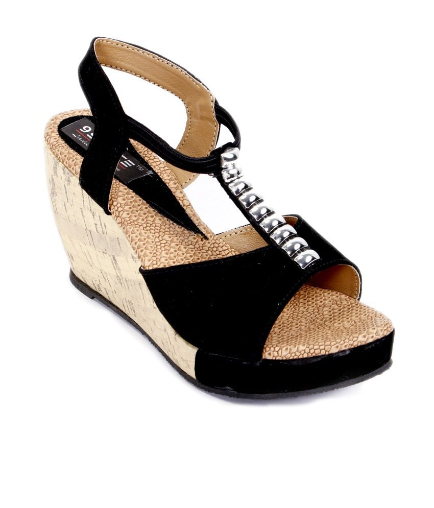 a978dbc2ff0 Harsh Foot Wear Black High Heel Open Toe Patent Party Wear Sandal Price in  India- Buy Harsh Foot Wear Black High Heel Open Toe Patent Party Wear Sandal  ...