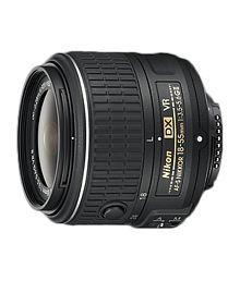 Nikon AF-S DX NIKKOR 18-55 mm F/3.5-5.6G VR II Lens