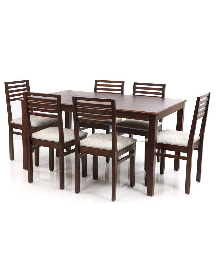 Evok Eastern Dining Table Set 16
