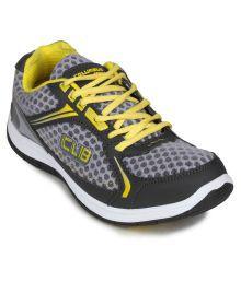 Columbus Grey Running Shoes