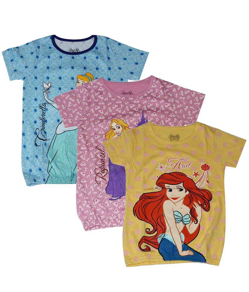 576bd0de Disney Princess T Shirts For Toddlers