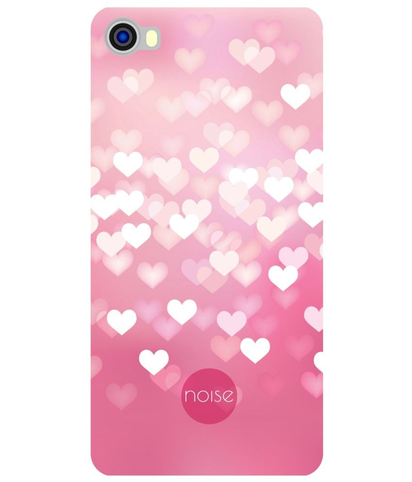sneakers for cheap 771c8 27a72 Noise TPU Glossy Back Cover Cases For Micromax A107
