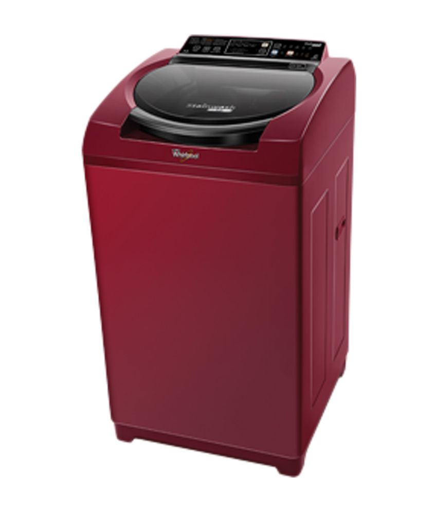 top loading whirlpool washing machine