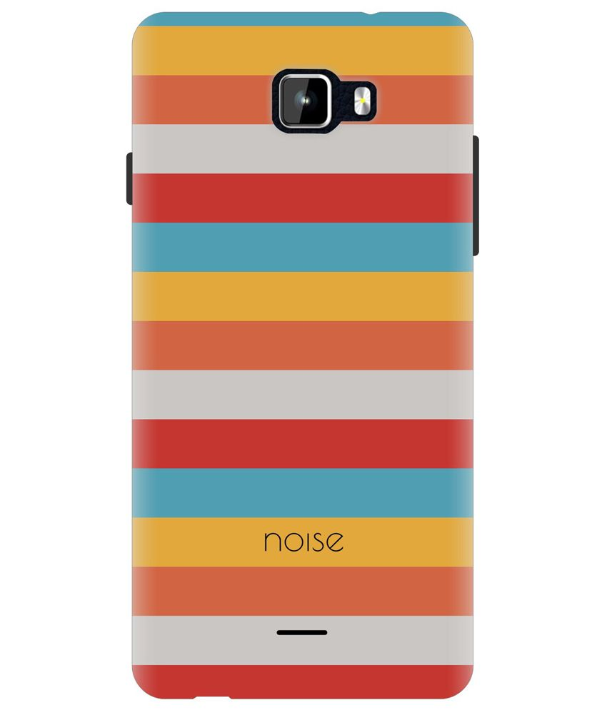 new style 64797 01017 Micromax Canvas Nitro A311 Printed Back Cover By Noise - Multicolor