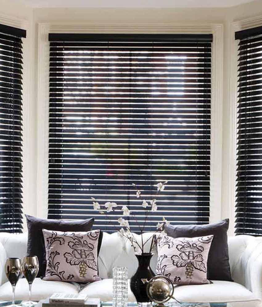 Scrim Products Pvt Ltd Single Window Blinds Curtain
