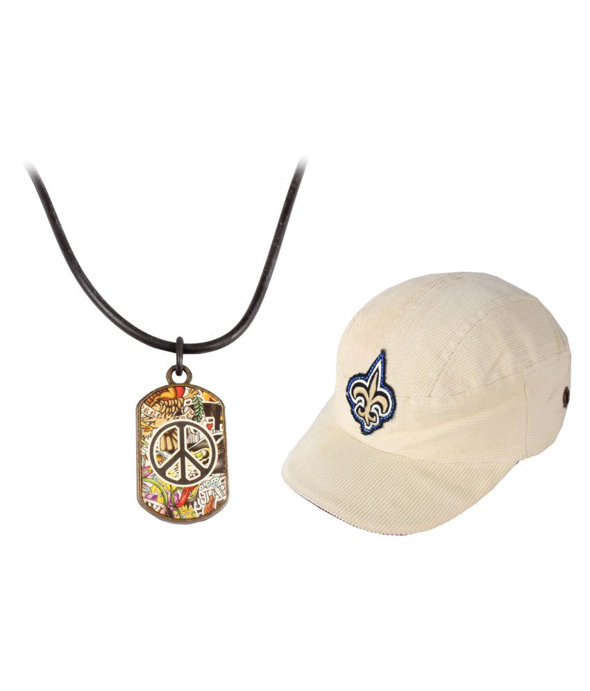 Jstarmart Teen Age Necklace Combo Codra Cap