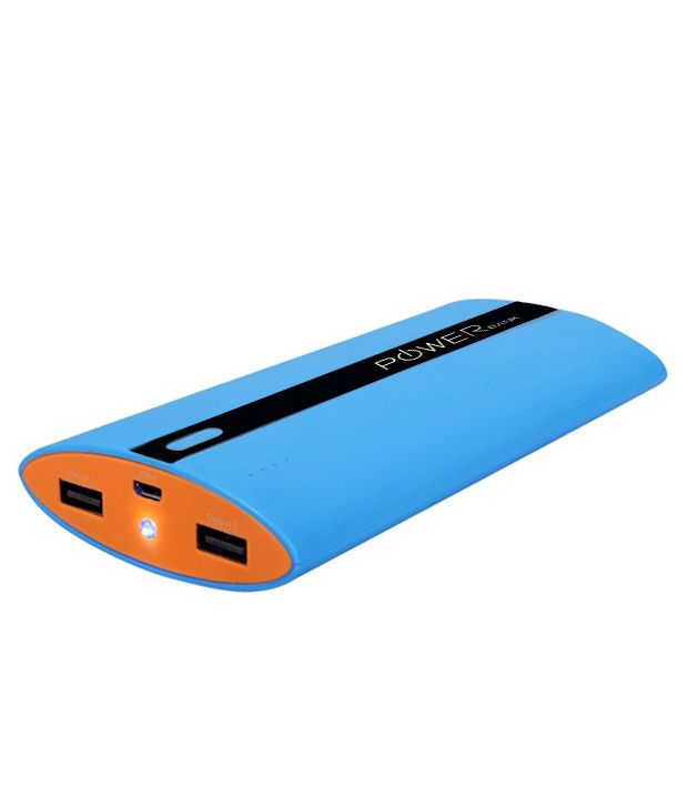 Lapguard Lg028m26-dhe 15600 Mah Power Bank For Samsung Guru E1282 - Blue  available at snapdeal for Rs.1599