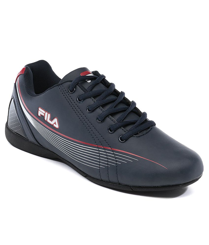 Fila Red Casual Shoes