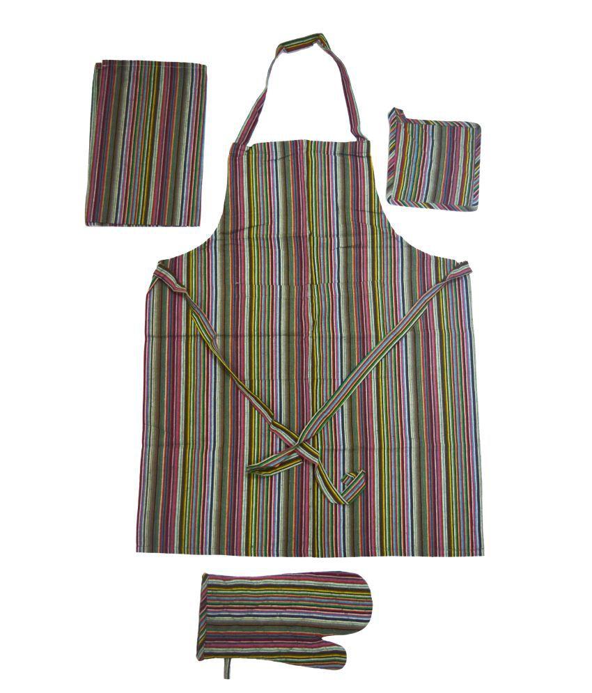 Kitchen Linen Set: Belle Maison Kitchen Linen Set