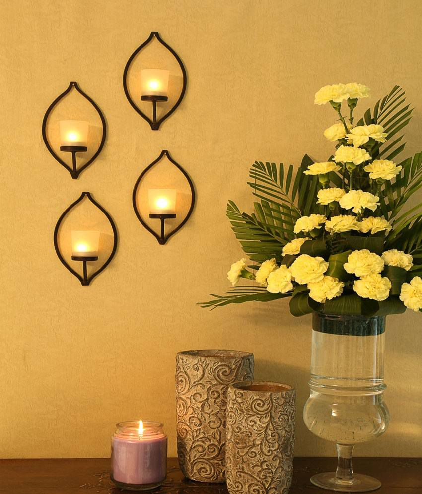 Hosley Wall Sconce Candle Holder : Hosley Wall Sconce With Frosted Glass - Buy 2 Get 2 Free: Buy Hosley Wall Sconce With Frosted ...