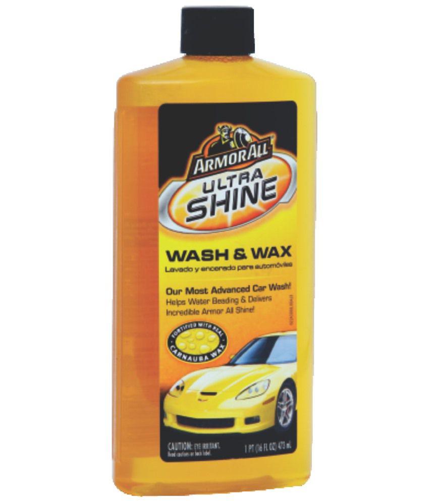 Armorall ultrashine wash wax 473 ml