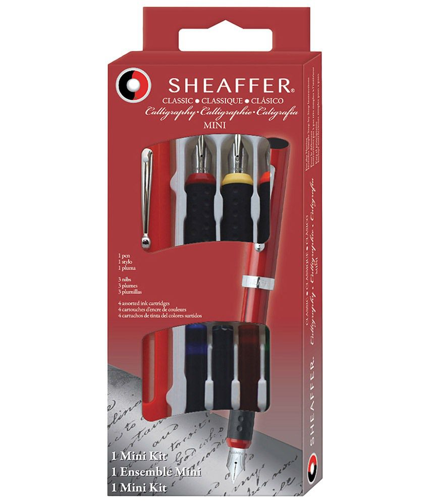 Sheaffer Calligraphy Multi Fountain Pens Buy Online At Best Price