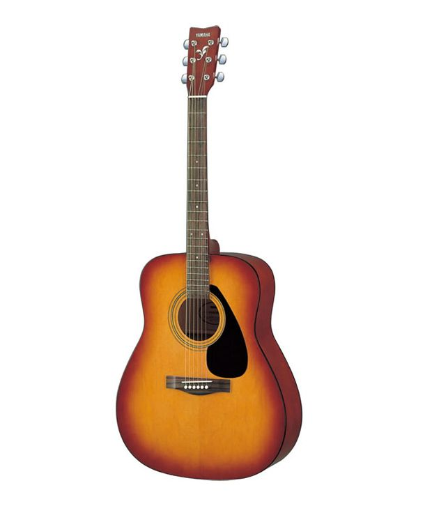 yamaha f310 tbs acoustic guitar tobacco sunburst available at snapdeal for. Black Bedroom Furniture Sets. Home Design Ideas