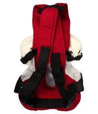 Mee Mee 6 In 1 Baby Carrier_Red