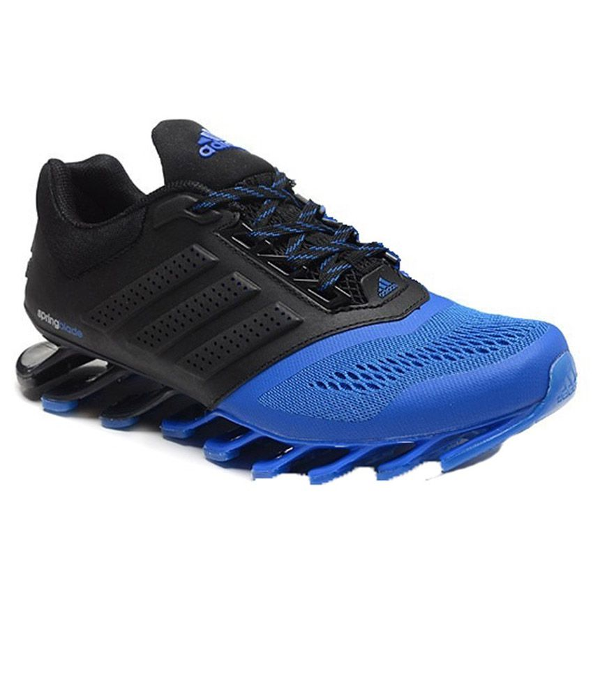 0c3d748eda99 Adidas Blue Spring Blade Sports Shoes - Buy Adidas Blue Spring Blade Sports Shoes  Online at Best Prices in India on Snapdeal