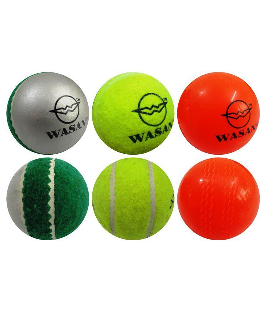 Wasan All Rounder Cricket Ball
