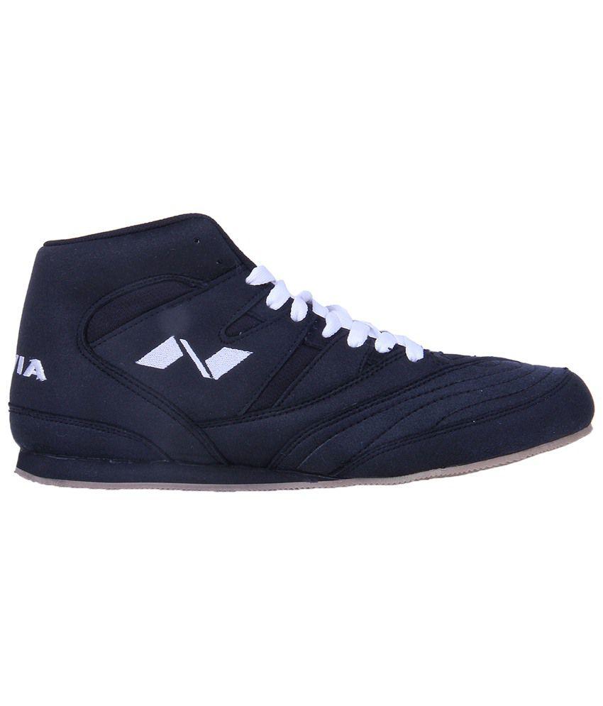 Nivia N/A Running Shoes Black: Buy