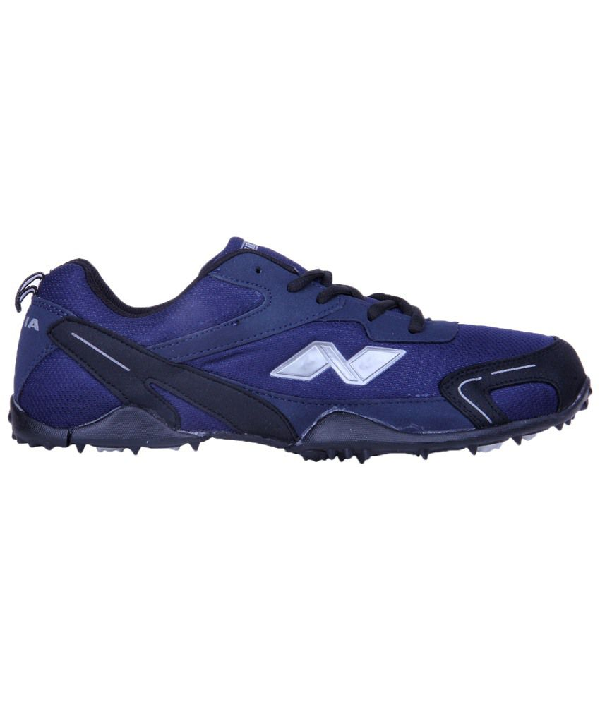 269e96c6a009cd Nivia Blue Marathon Running Shoes For Men-NIVIAJG10310  Buy Online ...