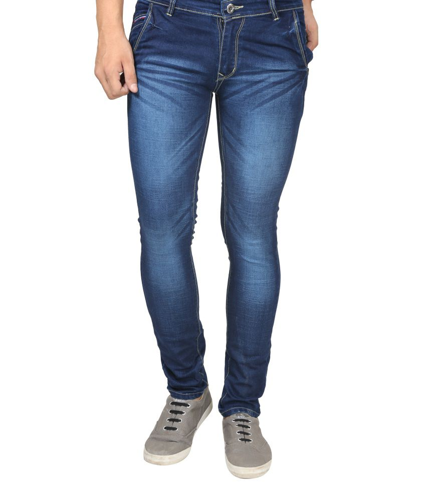 Picador Cross Pocket With Trimmed Coined Pocket Denim Jeans