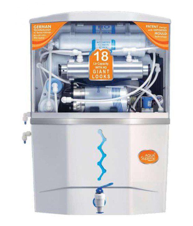 Aqua Supreme 15 Ltr/hr Aqua Supreme Ro+uv+uf Water Purifiers
