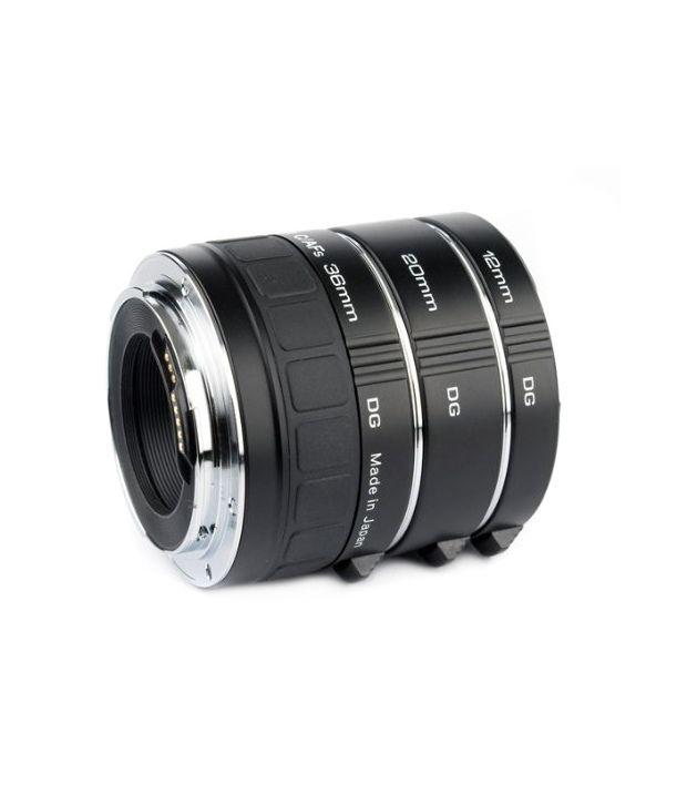 Kenko Automatic DG Extension Tube 3 Ring Set for Nikon - AF