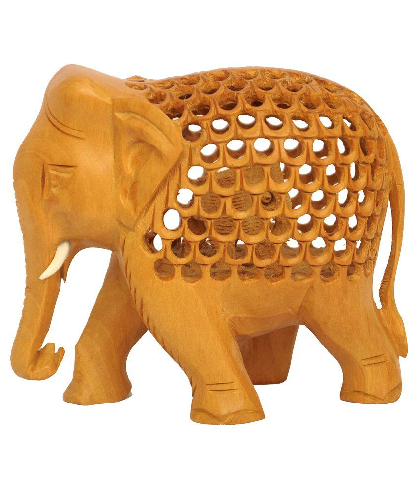Paddington Home Decor Handicrafts Wooden Showpiece