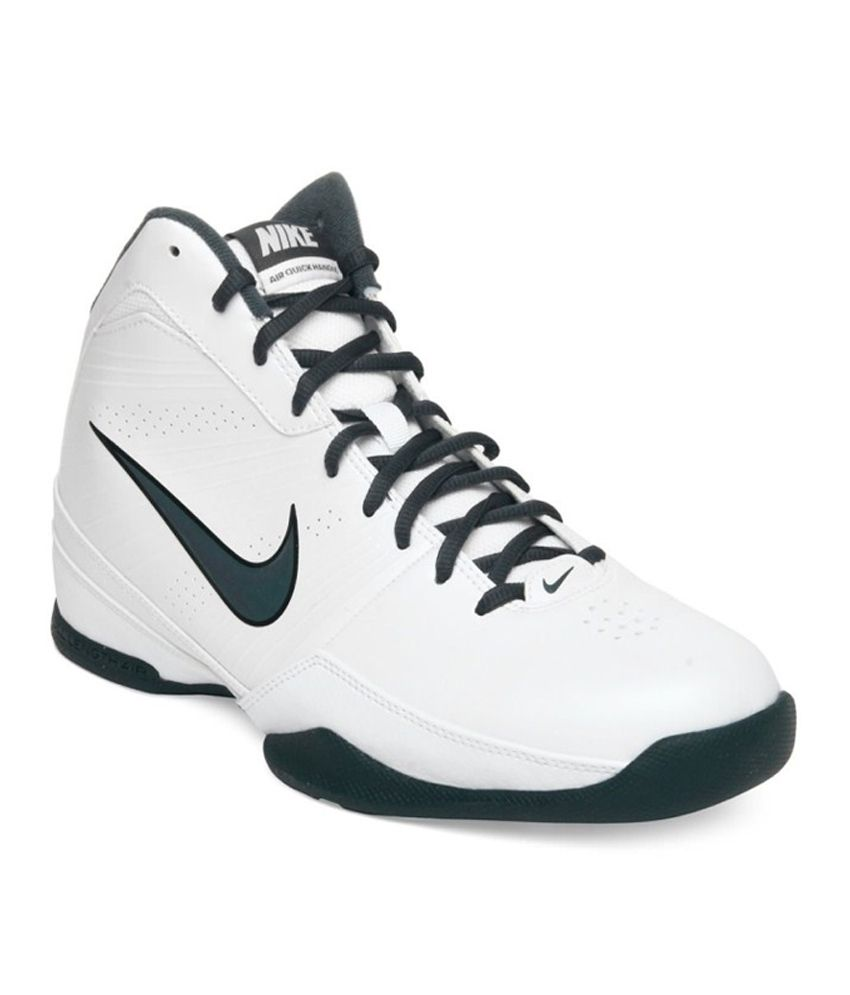 best service 409b4 8395b Nike Air Quick Handle Basketball Shoes (White Black) - Buy Nike Air Quick  Handle Basketball Shoes (White Black) Online at Best Prices in India on  Snapdeal