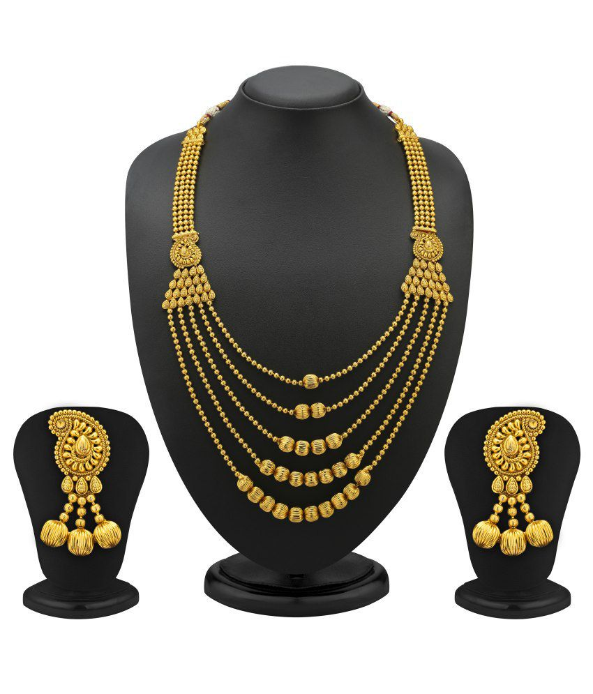 malabar collections antique gundla collection necklace diamonds mala gold and
