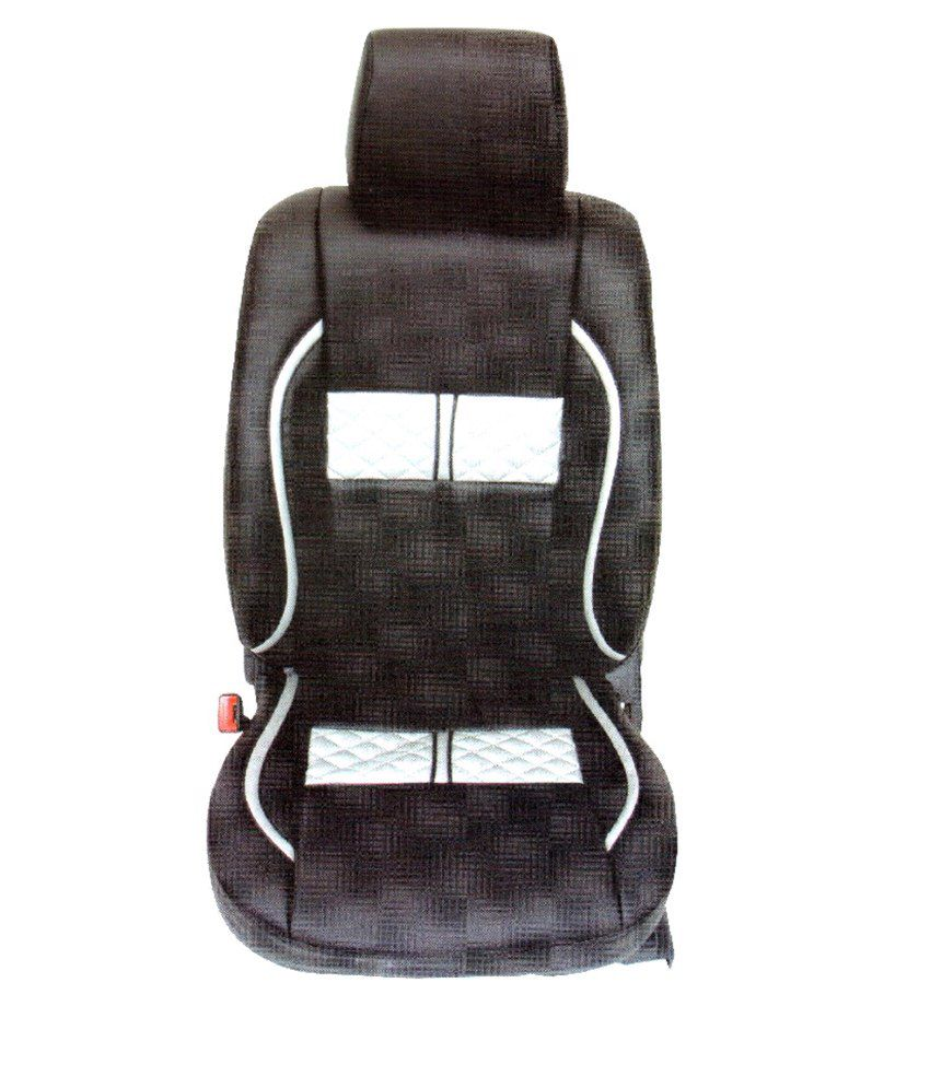iceberg multicolour synthetic leather seat cover for renault duster buy iceberg multicolour. Black Bedroom Furniture Sets. Home Design Ideas