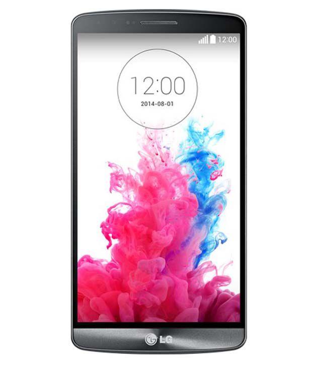 LG G3 4G 32GB Metallic Gray