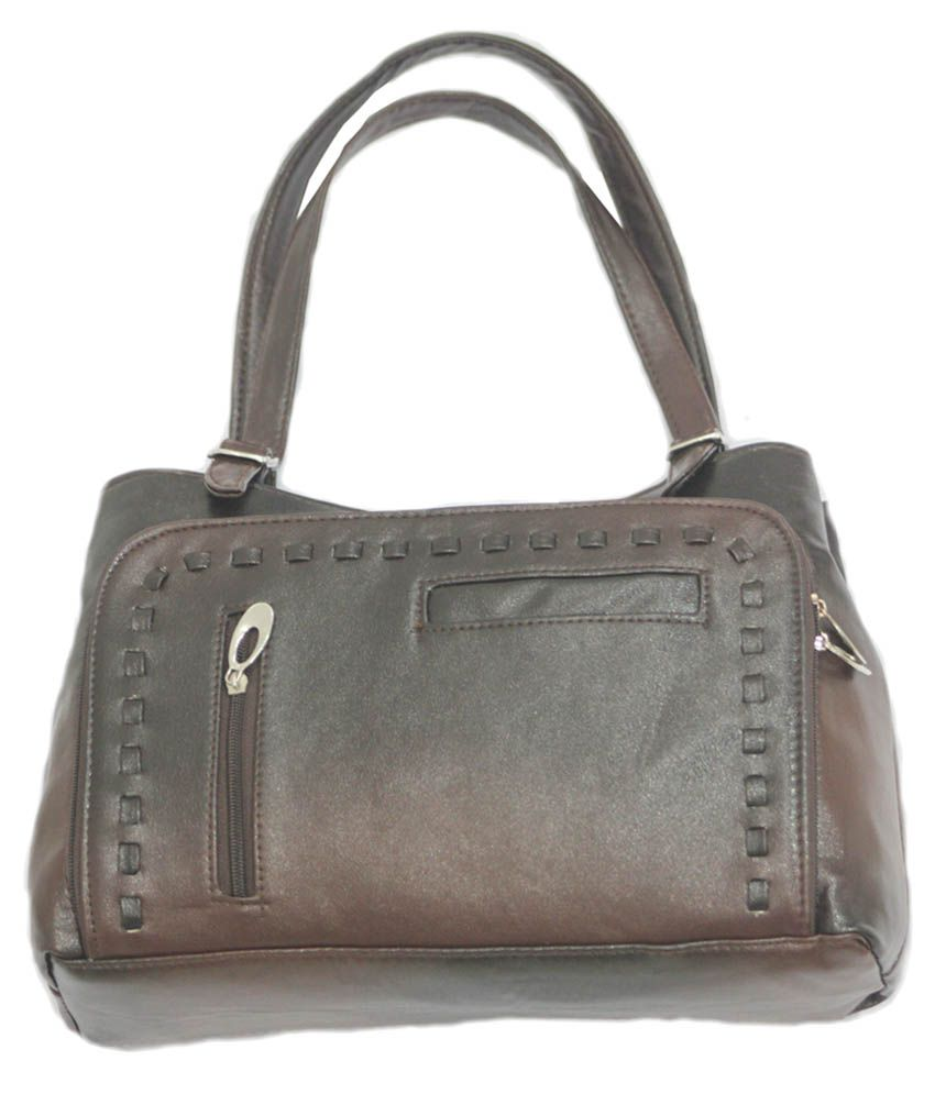 Liva Purse Beautiful Brown Ladies Handbag - Buy Liva Purse Beautiful Brown Ladies  Handbag Online at Best Prices in India on Snapdeal 2cf7d32e63cad