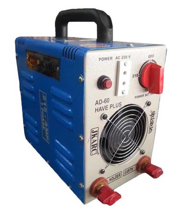 JK Weld HM 13 Aluminium Heat Gun
