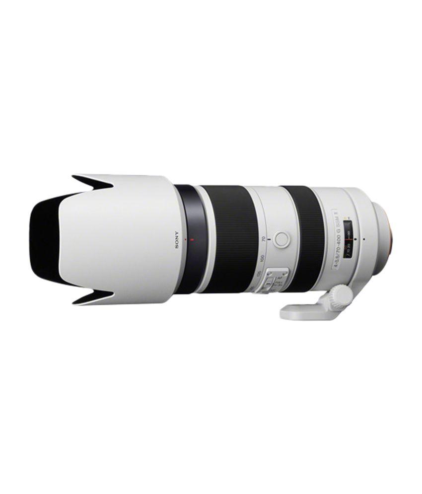 Sony 70-400mm F4-5.6 G SSM II Zoom Lens