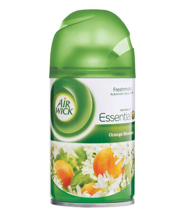 Airwick Freshmatic Automatic Air Freshener Refill- Orange Blossom