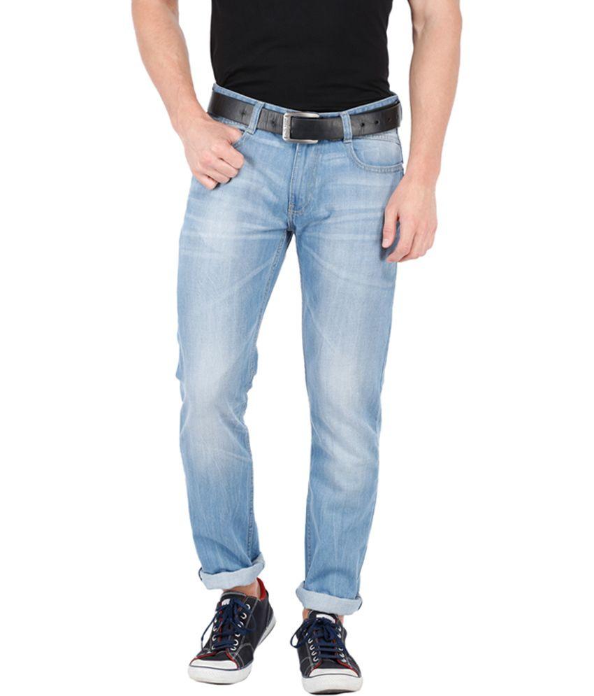 locomotive blue slim fit jeans buy locomotive blue slim. Black Bedroom Furniture Sets. Home Design Ideas