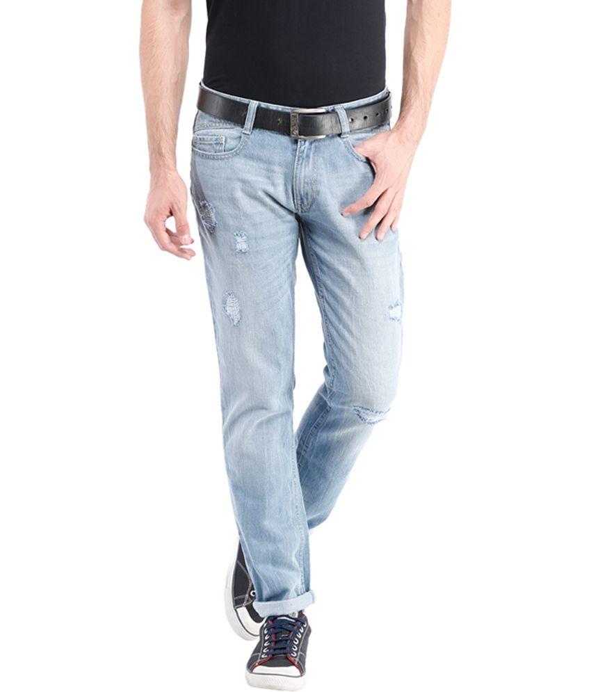 Locomotive Light Blue Jeans