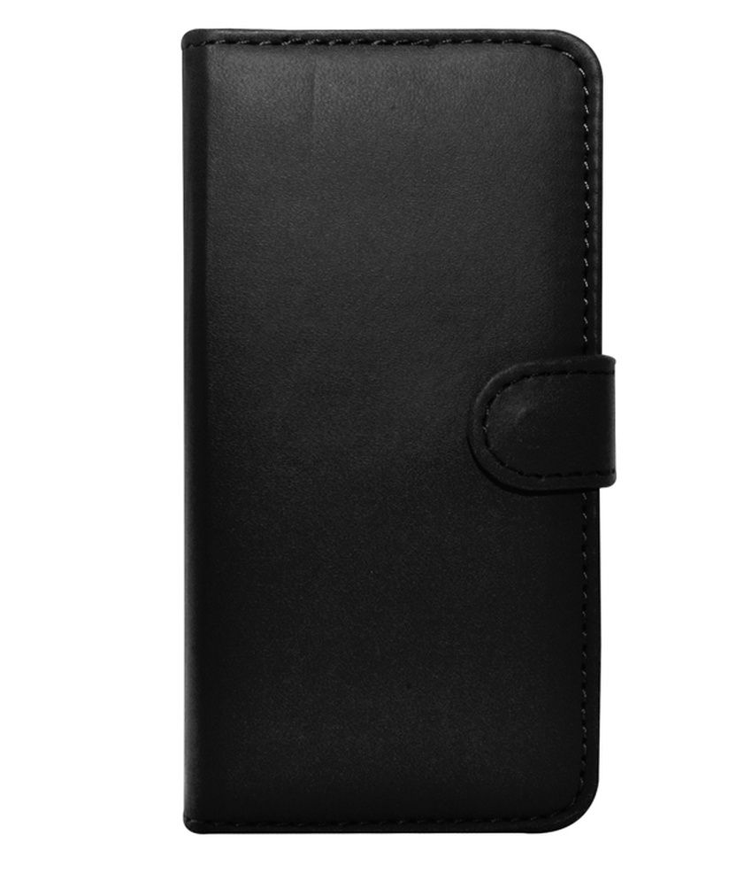 newest d2471 528ba GBOS Flip Cover For Motorola Moto G 1st Gen Black