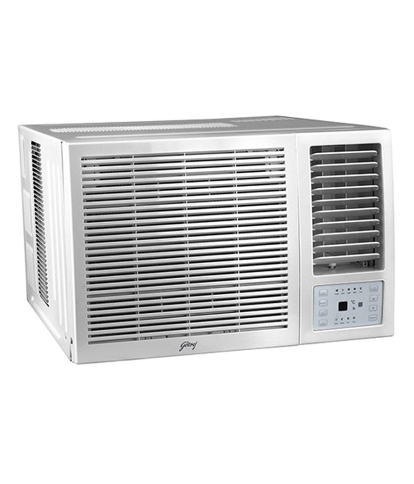 Godrej 1 5 ton 3 star gwc 18t gz3rwot window air for 1 5 ton window ac price india