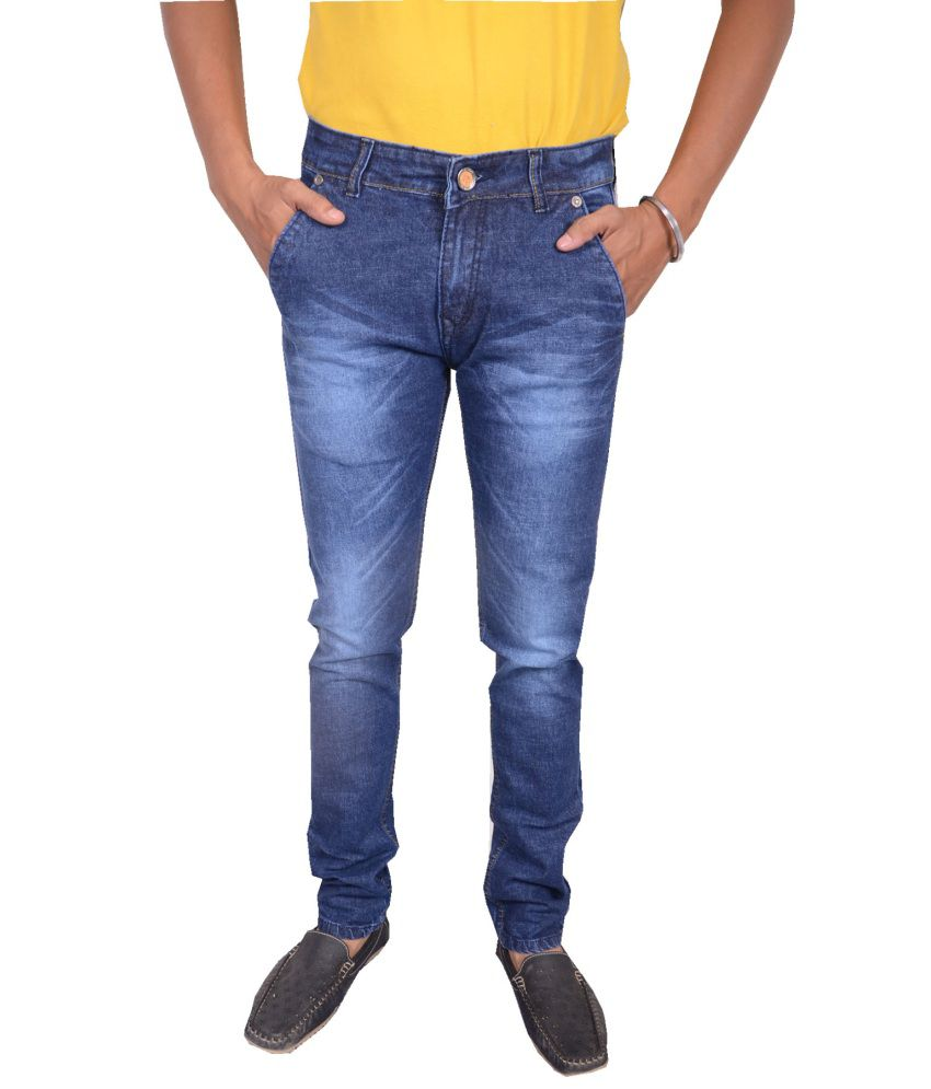 RSC Blue Slim Jeans