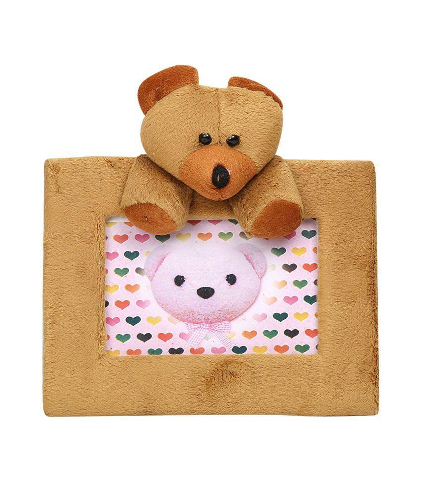 Richline Teddy Bear Frame Soft Toy Price in India | Buy Richline ...