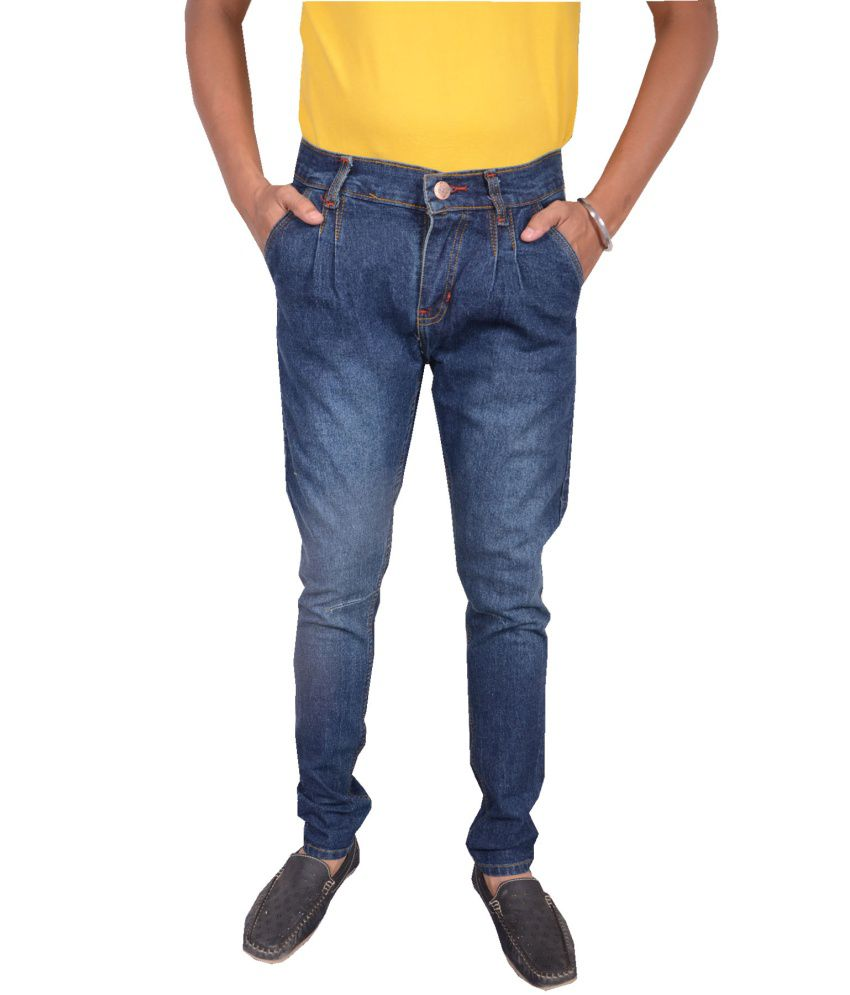 RSC Blue Tapered Jeans