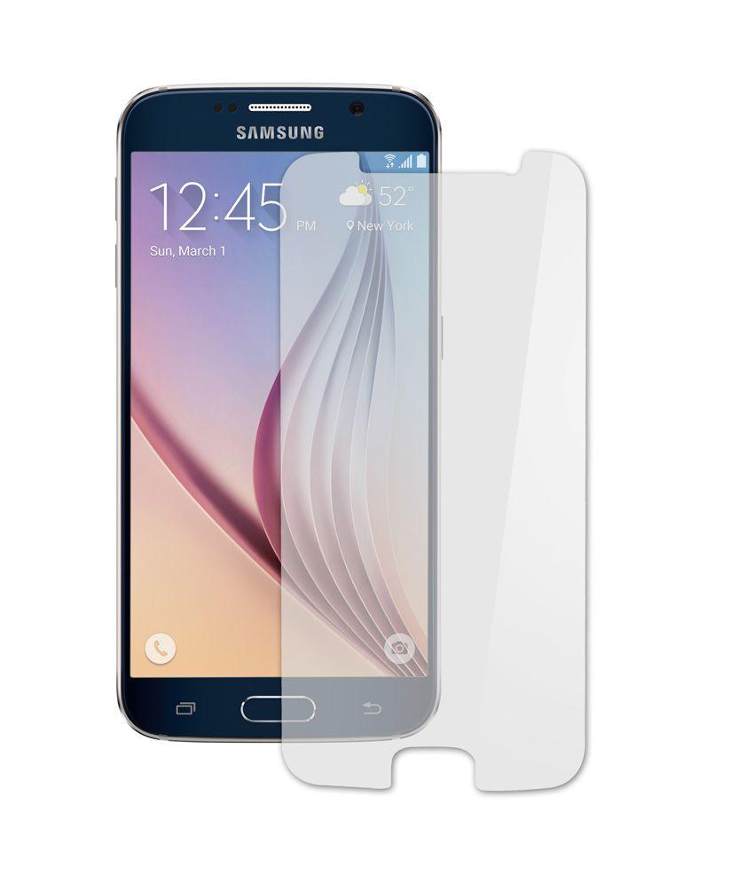 Samsung Galaxy S6 Tempered Glass  Screen Guard by Kronus