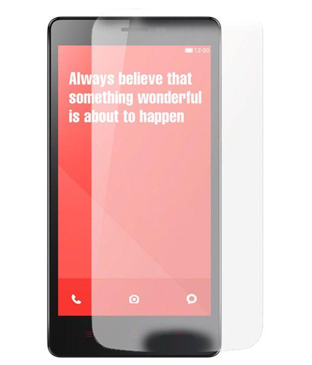 Redmi Note 4g Clear Screen Guard by ezzeshopping