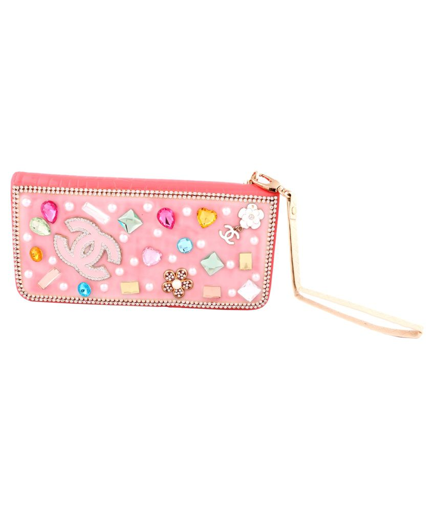 Rasberry Pink Zip Sling Bag